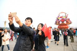 Annually, around 120 million Chinese tourists travel around the world.