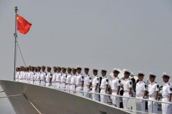 Chinese Navy Defends the Gulf of Aden