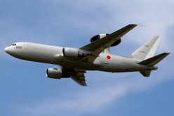 Japan is beefing up its self-defense systems in response to increasing Chinese presence over the East China Sea.