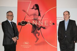 70th Cannes Film Festival Official Selection Presentation - Press Conference In Paris