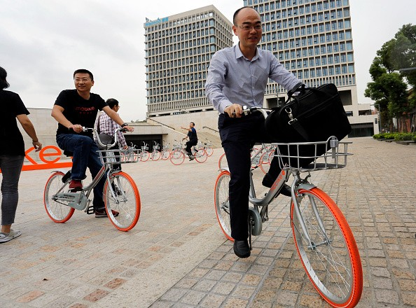 Bike-Sharing in China