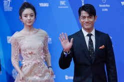 2017 Beijing International Film Festival (BJIFF)- Red Carpet & Opening Ceremony