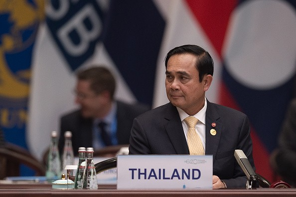 Thai Prime Minister Prayut Chan-o-cha is not included in the list of Silk Road Summit attendees.
