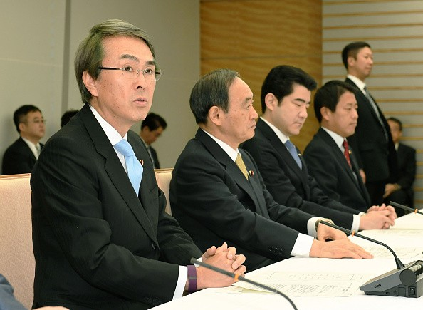 Japan's Bid for TPP Leadership