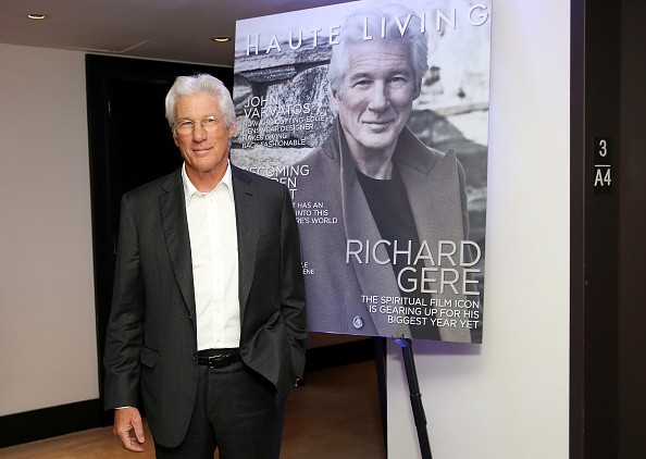 Haute Living Honors Richard Gere With Rolls-Royce And Hublot