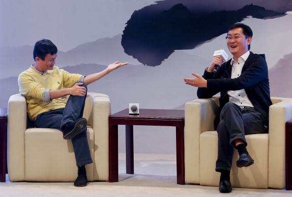 China's Two Internet Giants