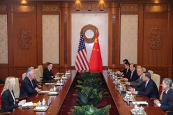 China-U.S. Talks to Resolve North Korean Crisis