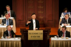 Alibaba's Jack Ma and U.S. Businesses