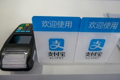 Payment through Alipay