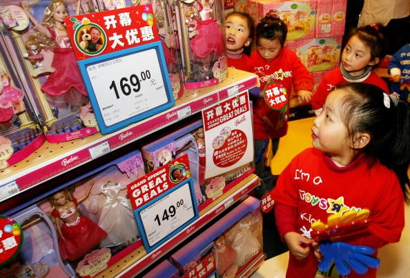 "Toys ""R"" Us in China"