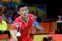 Olympian Chen Long beats Lin Dan in the Badminton Asia Championships men's singles.