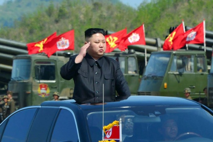 "Kim Jong-un criticized China for ""reckless remarks"" on the brewing conflict in the Korean peninsula."