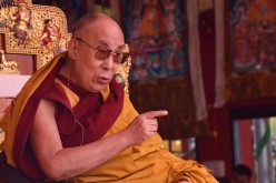 The Dalai Lama is labeled by China as a