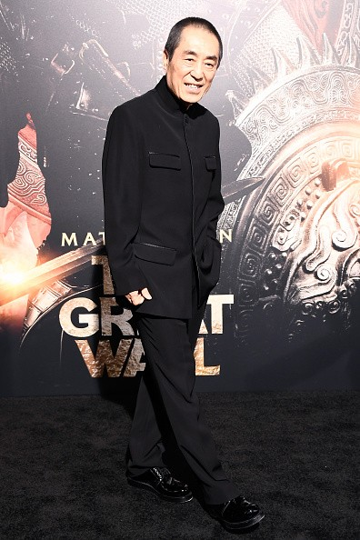Premiere Of Universal Pictures' 'The Great Wall' - Arrivals