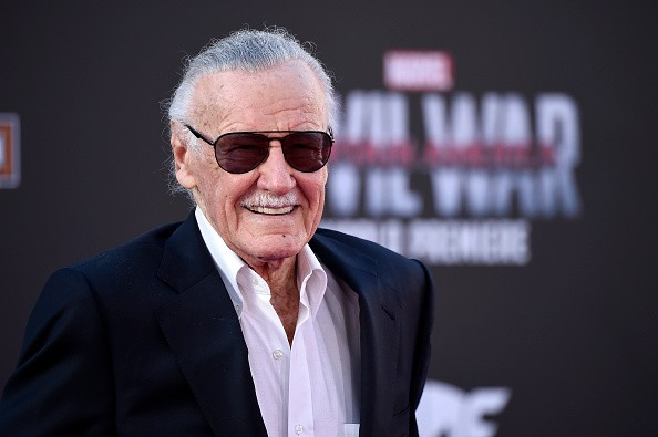 Stan Lee is credited for co-creating many legendary comic characters including Spider-Man, the Hulk and Iron Man. He is also the former president and chairman of Marvel Comics.