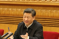 Chinese President Xi Jinping presides over a symposium on cyberspace security and informatization.