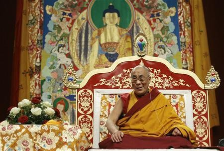 The Dalai Lama celebrated his 80th birthday on July 6, 2015.