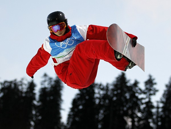 China is looking for a new breed of winter sports icons.