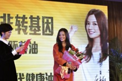 Chinese celebrity Zhao Wei wins second Best Actress award for her role in the award-winning film