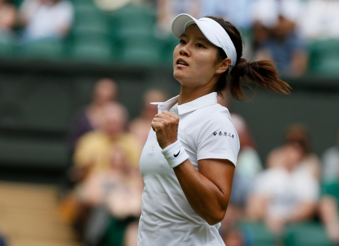 Chinese tennis superstar Li Na was born and raised in the city of Wuhan.