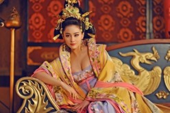 Actress Fan Bingbing starred in the 2014-2015 Chinese television drama, 'The Empress of China.'