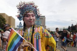 An estimated 50 million to 70 million people in China identify themselves as LGBT.