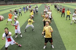As part of China's football reform plan, it has unveiled its first football training institute.
