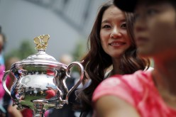 Li Na, who won two Grand Slam single titles during the peak of her career, gave up cultural education on athletic training at an early age.