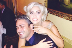 Taylor Kinney and Lady Gaga are engaged.