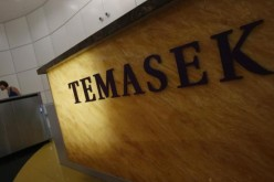 The logo of Singapore's Temasek Holdings, which is in talks with Dianping for their next funding round.