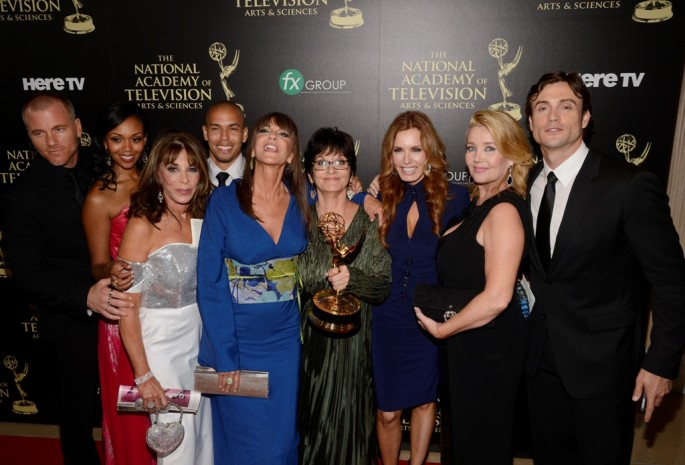 """The Young And The Restless"" cast and crew"