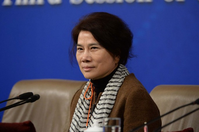 Dong Mingzhu is China's most influential businesswoman for the second consecutive year.