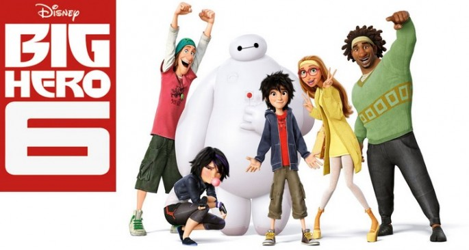 """Big Hero 6"" continued to dominate the Chinese box office for the second week of March."