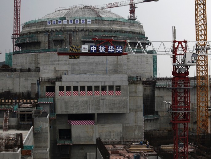 A nuclear reactor of the Taishan Nuclear Power Plant in Taishan, Guangdong Province, Oct. 17, 2013. China is signing deals to export its nuclear power technology.