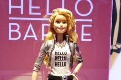 Internet-connected version of Barbie.