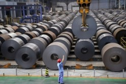 U.K. media reports blame China for the nation's steel industry woes.