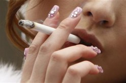Only 4 percent of smokers succeed in quitting on their own.