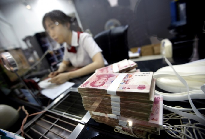 Financial experts say China's yuan is putting pressure on international currencies.