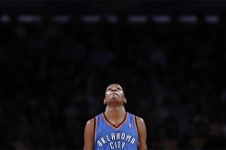 Kevin Durant Out This Season