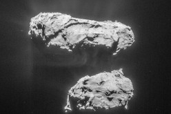 Rosetta has made the first detection of molecular nitrogen at a comet. The results provide clues about the temperature environment in which Comet 67P/Churyumov–Gerasimenko formed.