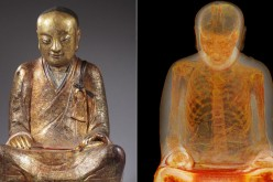 Villagers from Yangchun believe that the mummified statue, currently in possession of a Dutch collector, is the same one that was stolen from their village 20 years ago.