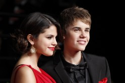 Singers Justin Bieber and Selena Gomez had an on-again-and-off-again relationship from 2011 to 2014.