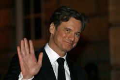 Following a trending among Hollywood celebrities, Firth visits China to promote his movie,