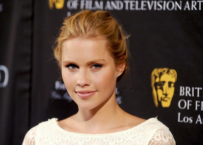 Actress Claire Holt