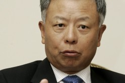 Jin Liqun is China's candidate for AIIB president.