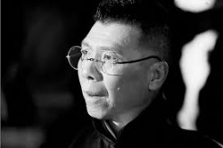 Chinese director Feng Xiaogang, known for his comedy films, stars in