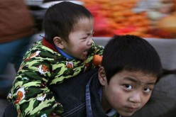 17.1 percent of China's population consists children aged 0-14 years old.