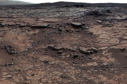Mars Orbiter Rover was recently spotted on the plant's surface by the Mars Recconnaissance Orbiter