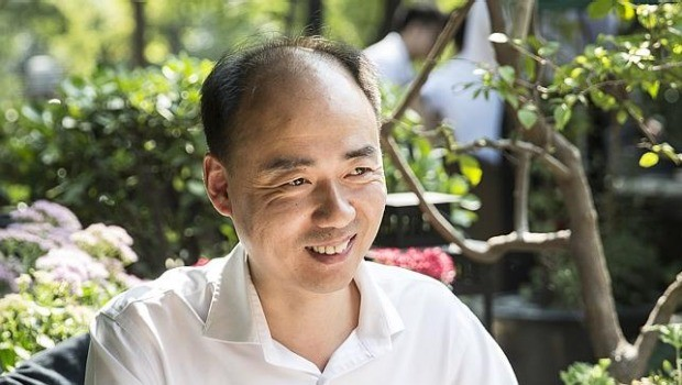 Chinese environmentalist Ma Jun is the first Chinese to receive the Skoll Award.