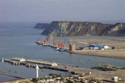 Gwadar Port has been an important emblem of the growing China-Pakistan relations.